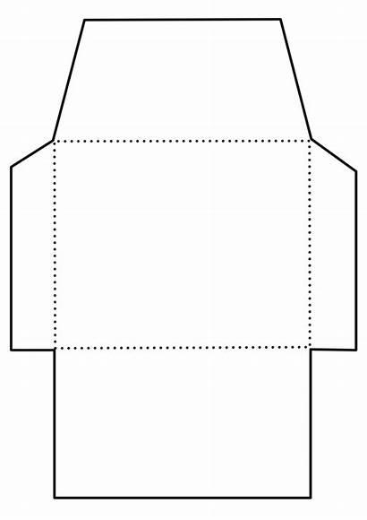 Envelope Template Envelop Templates Fotolip Blank Vector