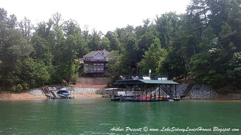 Boats For Sale Near Lake Lanier Ga by Lake Sidney Lanier Homes Lake Lanier Waterfront Lots