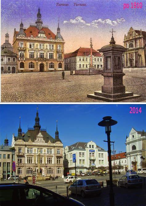 Přehled srovnávacích fotek: TURNOV 1 (Liberecký kraj)