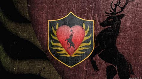 game  thrones emblems stannis baratheon wallpaper