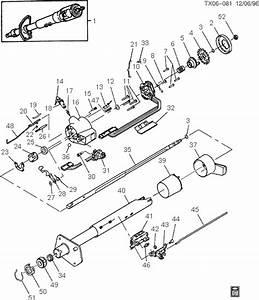 1994 Chevy Truck Steering Column Diagram Pictures To Pin On Pinterest