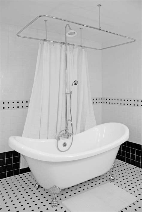 clawfoot tub shower clawfoot tub bathroom ideas clawfoot