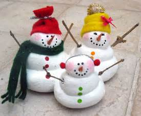 make a salt dough snowman family dollar store crafts
