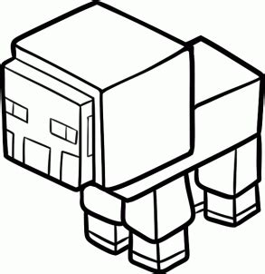 draw  minecraft sheep step  minecraft