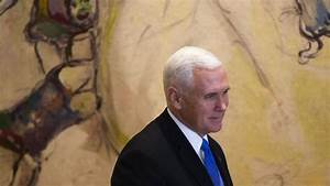 Pence Defends Trump on Disparaging Comments - YouTube