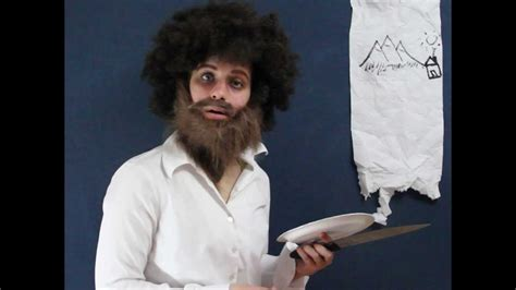 The Joy Of Painting With Shitty Bob Ross -- The Joy Of