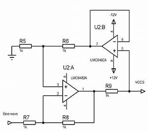 voltage controlled current source download scientific With current source circuit with cw117 basiccircuit circuit diagram