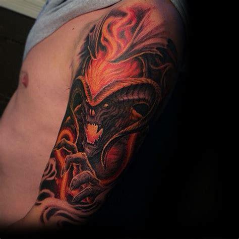 lord   rings tattoo designs  men tolkien ink