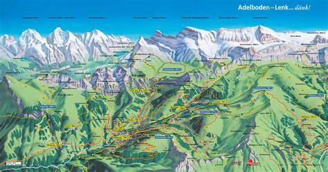 bergfex panoramakarte adelboden karte adelboden alm