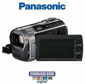Panasonic Sdr-t70 S70 S71 Service Manual  U0026 Repair Guide