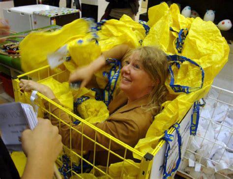 thousands play hide  seek  ikea stores