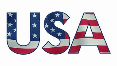 Usa Flag Letters American Filled Clip Shutterstock