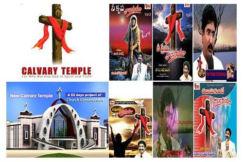 calvary temple mp3 songs free download