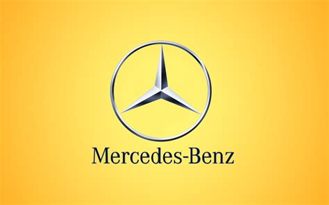 Mercedes Benz Logo Wallpapers, Pictures, Images