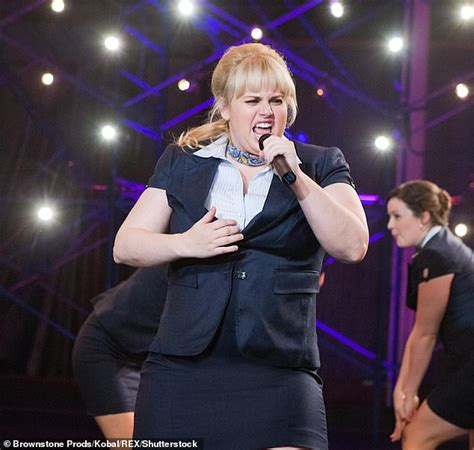 Rebel Wilson claims a male co-star asked her to 'put her ...