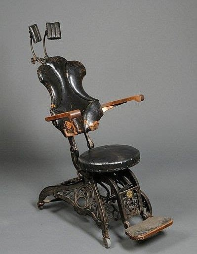 antique chairs antique dentist chair sold  skinner