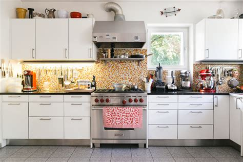 espresso kitchen cabinets houzzbesuch cynthia barcomi eclectic kitchen other 6433