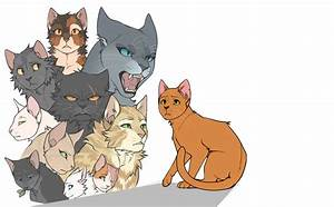 Cats La : first arc cats by marius p0ntmercy on tumblr warriors cats la guerre des clans warrior ~ Orissabook.com Haus und Dekorationen