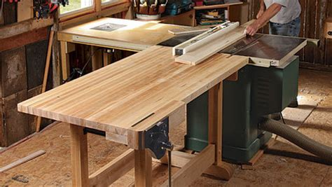 workbenches finewoodworking