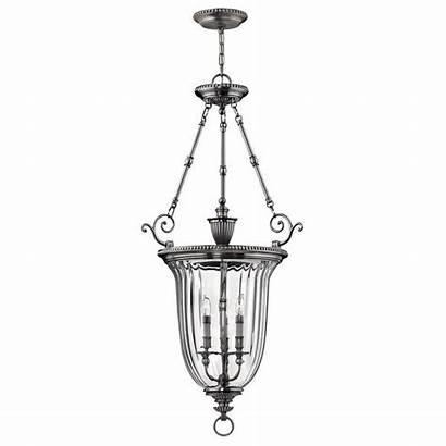 Hinkley Pendant Cambridge Lighting Urn Indoor Pewter