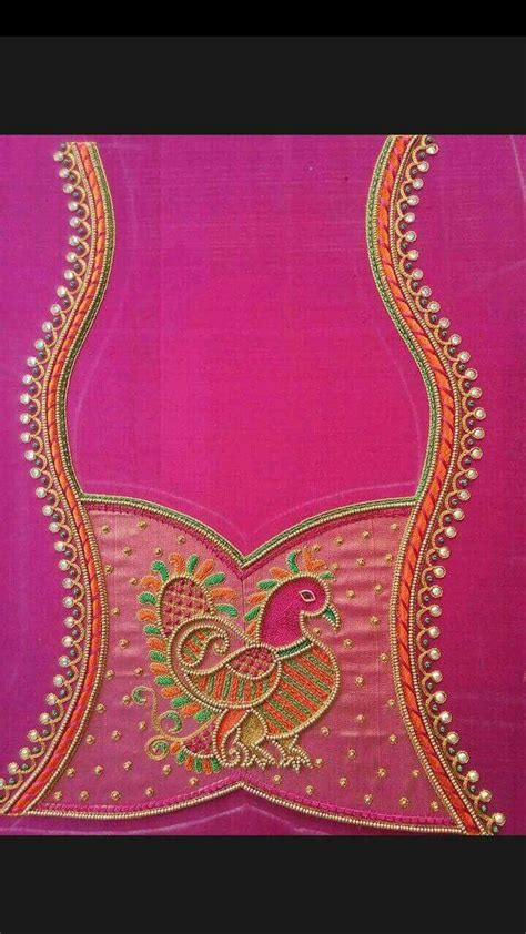 embroidery designs for everything you need to about blouse embroidery designs