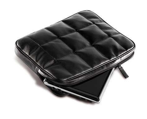 housse pour ordinateur portable vernis mini sac ordinateur addex design