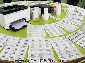 adjust margin on sheet for printing barcode labels label With how to print on label paper