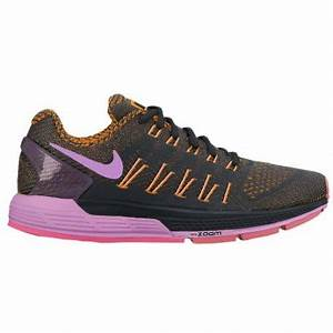 neon pink nike running shoes Nike Air Zoom Odyssey Women
