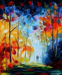Tableau Peinture Sur Toile : tableau peinture a l 39 huile sur toile ~ Teatrodelosmanantiales.com Idées de Décoration
