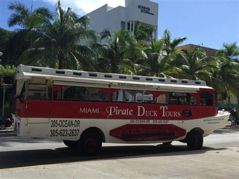 Duck Boat Tours Usa by Pirate Duck Boat Tour Miami Fl Zen And Travel