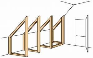Regal Unter Der Decke : schrank speziell f r die dachschr ge tischlern ~ Sanjose-hotels-ca.com Haus und Dekorationen