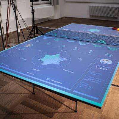 german carpenterinteraction designers  tech ping pong