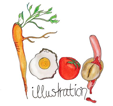 illustration cuisine cooking book trends food illustration daheim in berlin