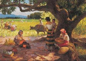 FERNANDO CUETO AMORSOLO (The Philippines 1892-1972 ...