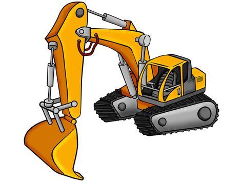 excavator cartoon  himuralbr  deviantart