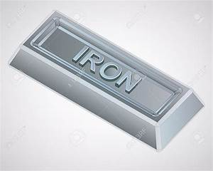 Metal clipart iron ingot - Pencil and in color metal ...