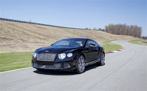 Bentley Continental Gt W12 Le Mans Edition 2018 Widescreen