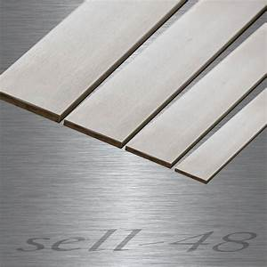 Aluminiumplatte Nach Maß : edelstahl flachstahl flachmaterial v2a stahl nach mass ~ Watch28wear.com Haus und Dekorationen