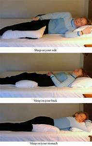 Home remedies for lower back pain relief for Best sleeping position to relieve back pain