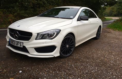 And then there is the dual personality thing. Review: Mercedes-Benz CLA 220 CDI AMG Sport - Inside Lane