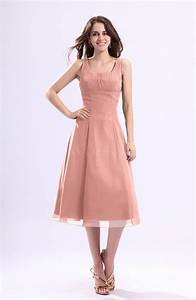 peach simple a line square sleeveless zip up wedding guest With peach dress for wedding guest