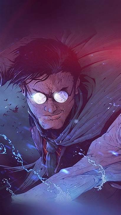 Iphone Potter Harry Illustration Paint Toronto Revolver
