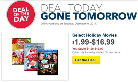 best buy deals of the day couponing 1 99 at best buy