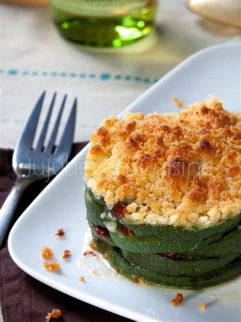 cuisine des courgettes crumble de courgette jujube en cuisine
