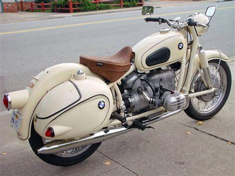 Moto Bmw Vintage De Collection