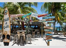 Five Images of Curacao's Chill Beach Bar That Will Ruin