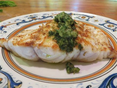 pistou grouper staying saucy cooking french sauce