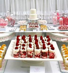 eat pink be married bridal shower hostess with the With wedding shower desserts