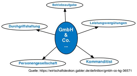 Erfal Gmbh Co Kg by ᐅ Gmbh Co Kg Definition Im Gabler Wirtschaftslexikon