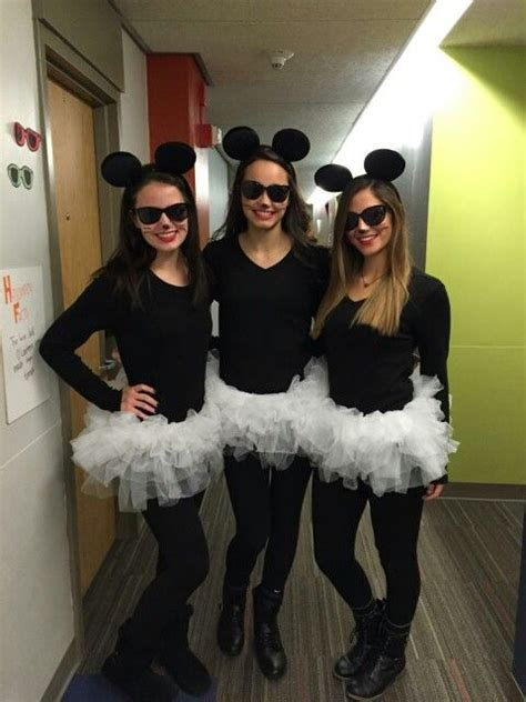 3 blind mice costume 11 costumes for who are lazy af cus